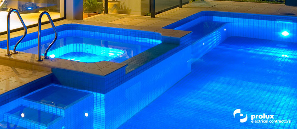 pool lights pool lighting melbourne prolux