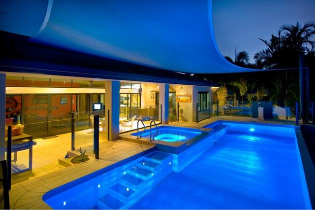 Swimming Pool Lighting Installation Spa Lighting Solutions