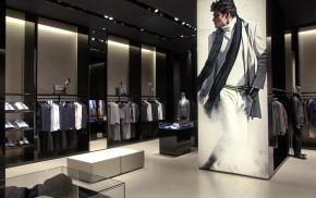 Emporio Armani Electrical's Maintenance by Prolux